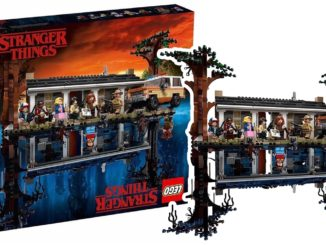 "LEGO Stranger Things 75810 ""The Upside Down"""