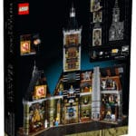 LEGO 10273 Haunted House (Box Back)