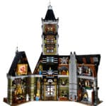 LEGO 10273 Haunted House Back